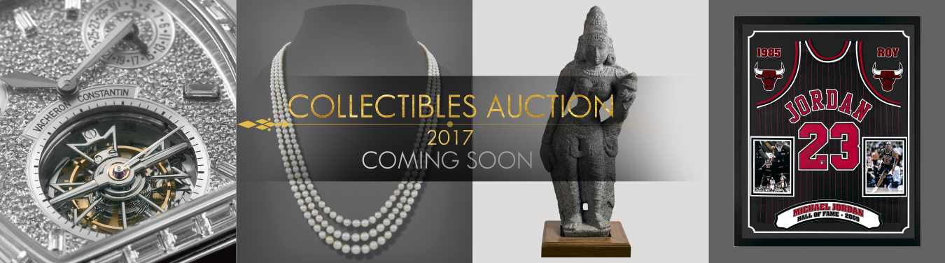 Collectibles Auction 2017
